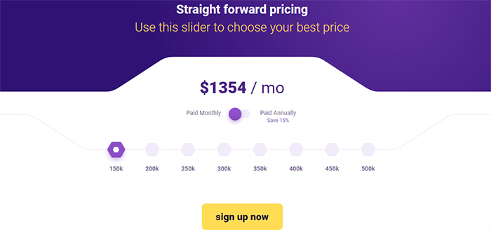 Enterprise Pricing Monthly